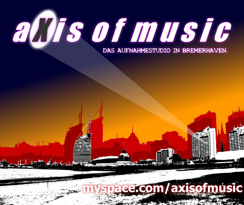 aXis of music graphic
